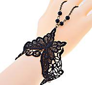 bracelet bague papillon de style lureme®lace