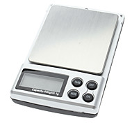 500g 0.1g Digital Diamond Pocket Jewelry Weigh Scale