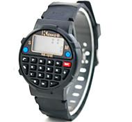 Round Watch Calculator