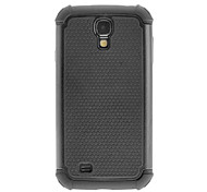 Detachable Hybrid Impact Hard Case Cover + Inner Soft Silicone Case for Samsung Galaxy S4 i9500