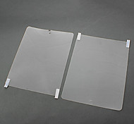 2 Packed Screen Protector with Cleaning Cloth for iPad 2/3/4