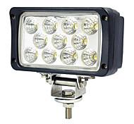 33W 11 LED Rettangolo Luce di lavoro