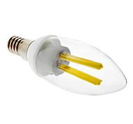 LED Filament Lamps , E14 2 W LM Warm White V