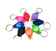 LED colorido llavero
