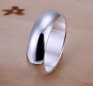 Glossy Runde Ring