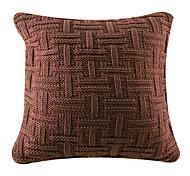 """18 """"Square Moderno Crossing modello acrilico cuscino copertura decorativa"""