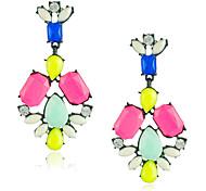 Z&X®  Top Fashion Statement Earrings for Women Jewelry