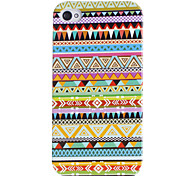 Fresh Triangles Pattern Hard Case for iPhone 4/4S