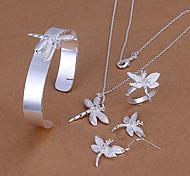 Butterfly Jewelry Set