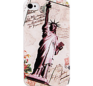 Statue Of Liberty Back Case for iPhone 4/4S
