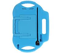 effen kleur radio vormige plastic case voor de iPad mini 3, ipad mini 2, ipad mini (verschillende kleuren)