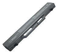 5200mah Replacement Laptop Battery for HP ProBook 4510s 4515s 4710s HSTNN-1B1D HSTNN-OB89 HSTNN-XB89 - Black