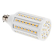 B22 15W 86 SMD 5050 LM Warm White T LED Corn Lights V