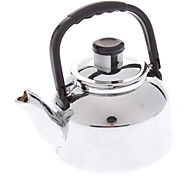 Kettle Shape Refillable Butane Cigarette Lighter