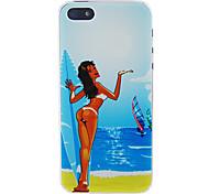 VORMOR® Sex Girl Back Case for iPhone 4/4S