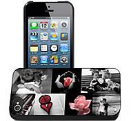 amare modello 3d caso effetto per iphone5