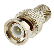 BNC Female Adapter Silver