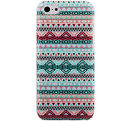 Fresh Style Aztec Stripe PC Hard Back Case for iPhone 5C