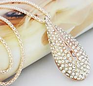 z&lunga collana di diamanti X®