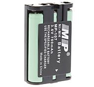 Replacement Battery 3.6V/700mAh for Cordless Phone (Panasonic TG20/TG30)
