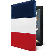 Elegant Design Leather Case with Stand for the New iPad