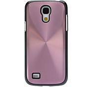 Metallic Back with Black Edge Hard Back Cover Case for Samsung Galaxy S4 Mini I9190