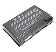 5200mAh Ersatz Laptop Akku für Acer Aspire 3020 3610 5020 BTP-63D1 BTP-96H1 BTP-98H1 BTP-AFD1 8 Zellen - Schwarz