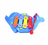Cartoon Animal Kids Piano(Random Color,12x11x2cm)