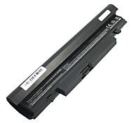 7800mah batería del ordenador portátil del reemplazo para Samsung N148 NP-N148 NT-N148 N150 NP-N150 NT-N150 AA-PL2VC6W 9cell - Negro