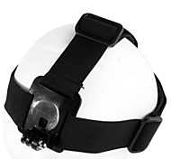 Camera Fixed Headband for Gopro Hero2/ Hero3 - Black