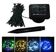 12M Colorful 100-LED String Lights Blue Corn Christmas Decoration Fairy Light (CIS-57180)