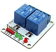 2-Kanal-Relaismodul für 24V 51 / avr / avr / Arm (für Arduino) (funktioniert mit offiziellen (für Arduino) Platten)