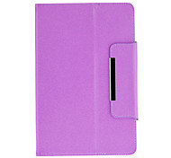 Classic Protectiove Case with Stand for 9 Inch Tablet(Purple)