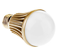Globe Bulbs 5 W 350-380 LM Cool White AC 85-265 V