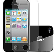 Benks Magic High Transparent Scratch Resistance Series Screen Protector with Microfiber Cloth for iPhone 4/4S