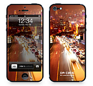 "Da Code ™ Skin for iPhone 5/5S: ""Rush Hour"" (City Series)"