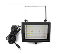 30-LED Solar Power Ultra Bright Garden Flood Spot Light Lawn Cool White Lamp
