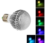 Remote-Controlled Globe Bulbs 9 W 350-410 LM RGB AC 85-265 V