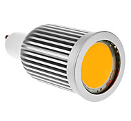 GU10 9 W 1 COB 780-800 LM Warm White Spot Lights AC 85-265 V