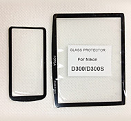 Fotga Premium LCD Screen Panel Protector Glass for Nikon D300/D300S