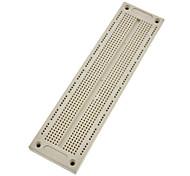 SYB-120 Prototype Solderless Printed Circuit Breadboard (White)