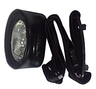 Bright Mini Single-Mode 5xLED Headlamp for Camping (3*AAA)