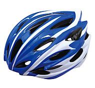 Unisex Road / Half Shell Bike helmet 24 Vents Cycling Cycling / Mountain Cycling / Road Cycling / Recreational Cycling PC / EPSWhite /