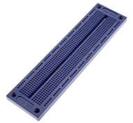 SYB-120 Prototype Printed Circuit Solderless Breadboard (Blue)