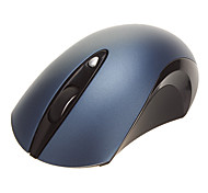 Portable 2.4G Wireless Optical Wheel Mouse Mice w/ USB Receiver for PC/Laptop (Assorted Colors)