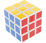 Shengshou White 3x3x3 Spring Speed Magic Cube