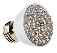 E26/E27 2W 38 90-110 LM Cool White LED Spotlight AC 220-240 V
