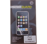 Professional Diamond Pattern Film Anti-Glare LCD Screen Guard Protector for Samsung Galaxy Star S5280