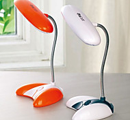 1.8W 36-LED Adjustable Rechargeable Table/Desk Lamps(Orange & White)