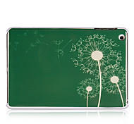 motif pissenlit arrière en plastique cas pour l'ipad mini-3, Mini iPad 2, ipad mini-